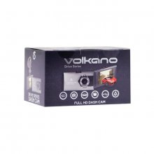 Volkano Drive Series Full HD 1080P Dash Camera